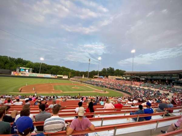 Prince George's Stadium, section: General Admission, row: G/A