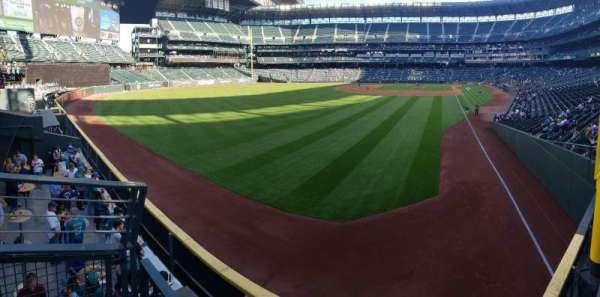 T-Mobile Park, section: 151, row: 28, seat: 5