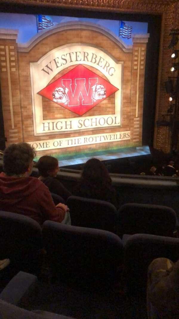 Theatre Royal Haymarket, section: Royal Circle, row: D, seat: 22