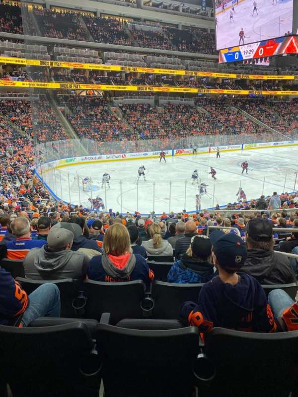 Rogers place, section: 107, row: 23, seat: 5