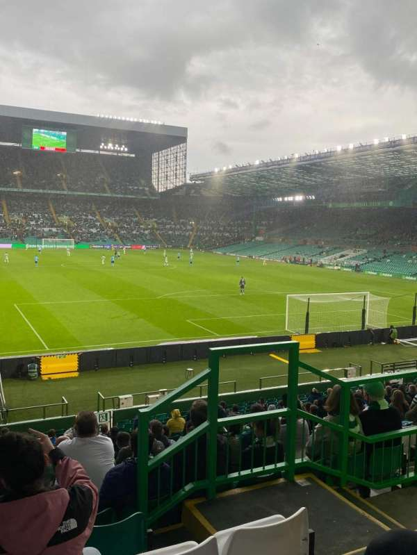 Celtic Park, section: 141, row: X, seat: 24