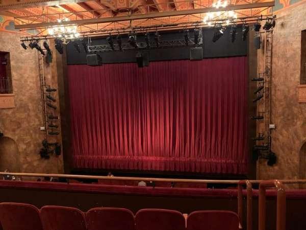 August Wilson Theatre, section: Mezzanine C, row: D, seat: 101