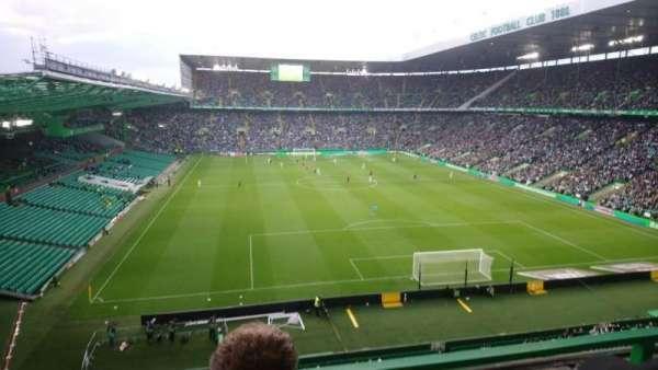 Celtic Park, section: 418, row: B, seat: 5