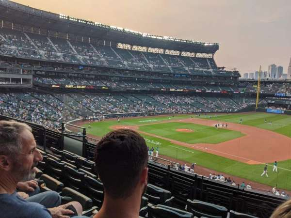 T-Mobile Park, section: 219, row: 5, seat: 5