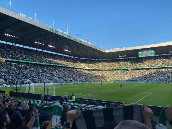 celtic park, section: 138, row: H, seat: 7