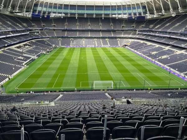 Tottenham Hotspur Stadium, section: 453, row: 60, seat: 234