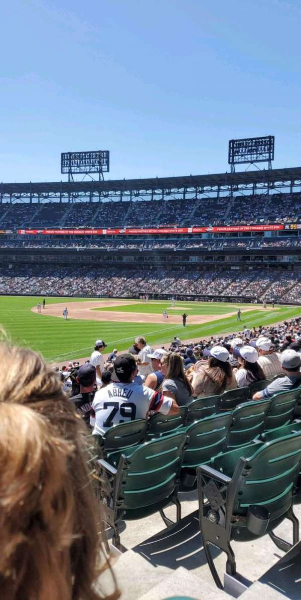 Guaranteed Rate Field, section: 153, row: 30, seat: 2
