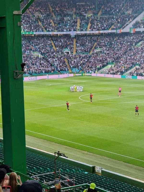 Celtic Park, section: 119, row: JJ, seat: 36