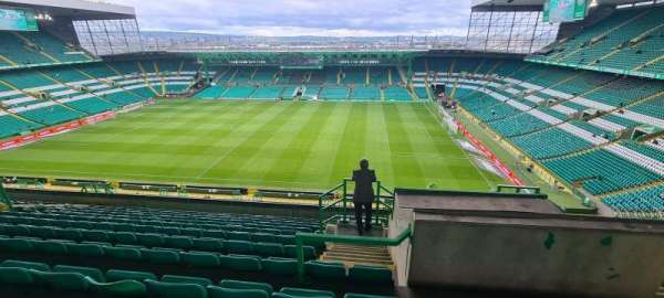 Celtic Park, section: 403, row: M, seat: 22