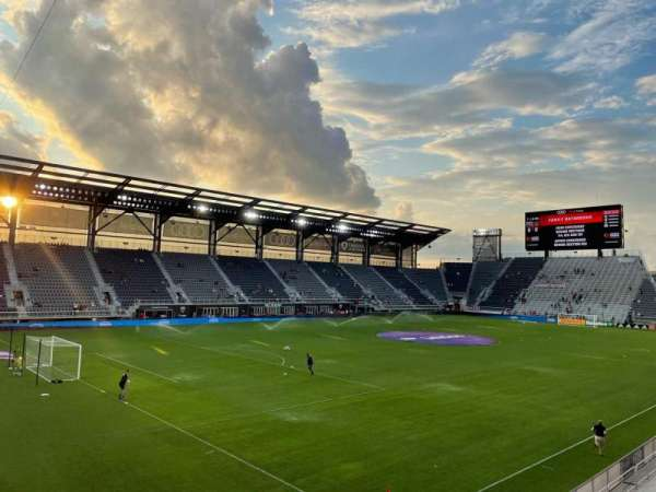 Audi Field, section: 112, row: 10, seat: 3