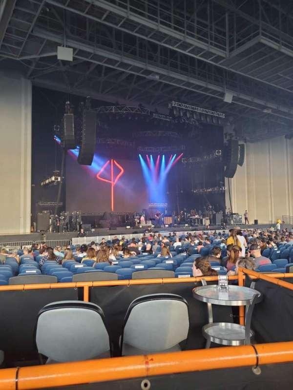 PNC Music Pavilion, section: Box 30, row: VIP