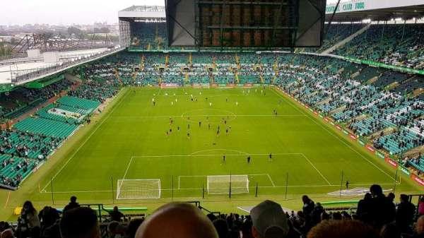 Celtic Park, section: 417, row: Z, seat: 7