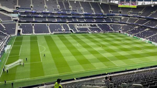 Tottenham Hotspur Stadium, section: 529, row: 17, seat: 920