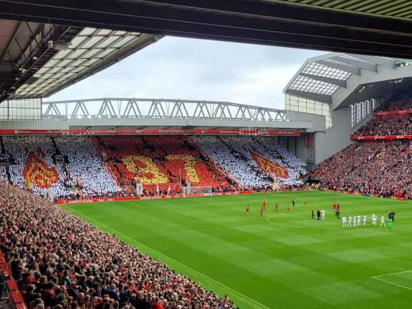Anfield, section: 228, row: 6, seat: 224