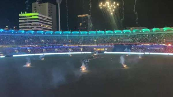 The Gabba, section: 420