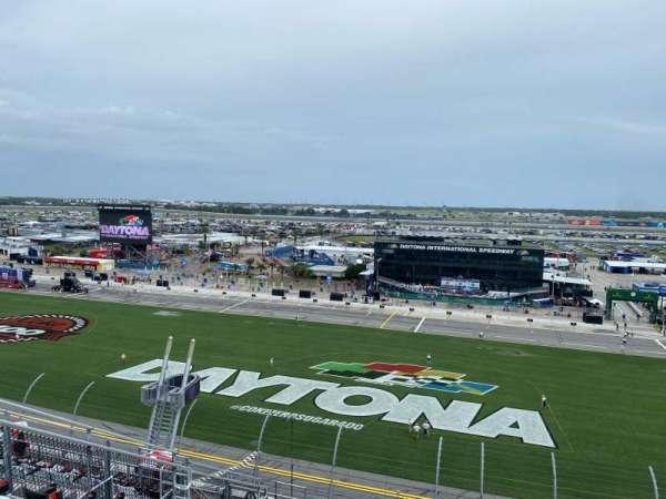 Daytona International Speedway, section: 353, row: 16, seat: 17