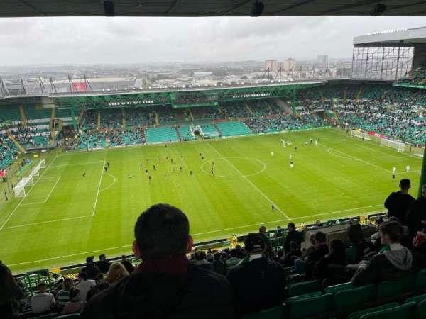 Celtic Park, section: 407, row: Q, seat: 22