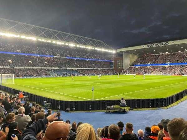 Ibrox Stadium, section: GE2