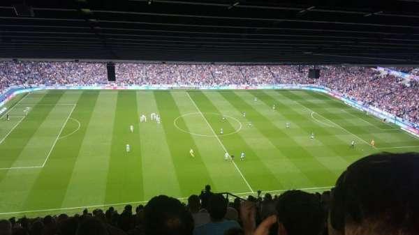 Ibrox Stadium, section: CD4, row: Z, seat: 0205