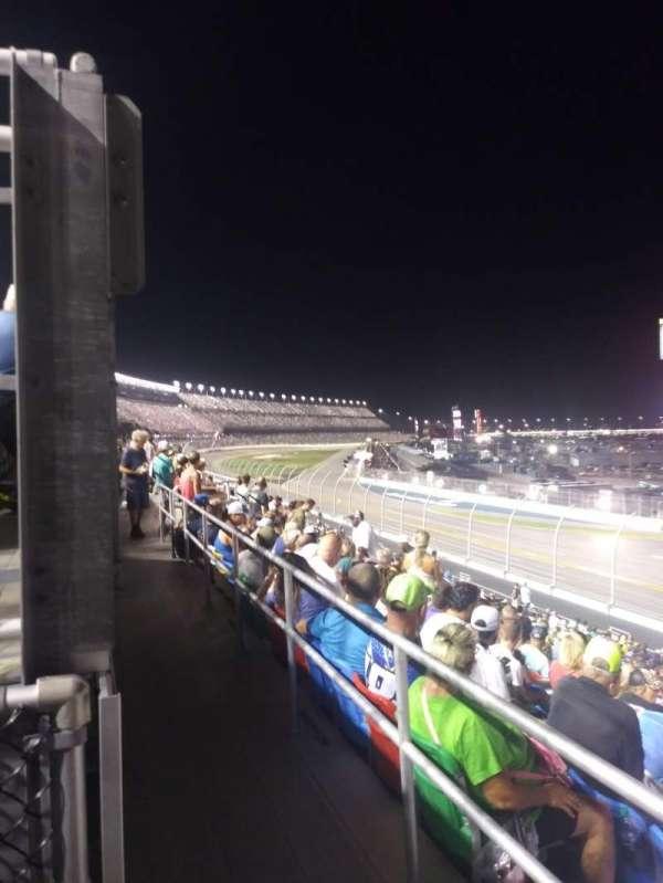 Daytona International Speedway, section: 170, row: 17, seat: 24