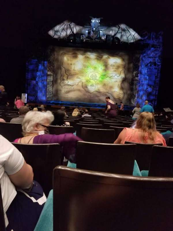Music Hall at Fair Park, section: D-Orch, row: T, seat: 5 and 6