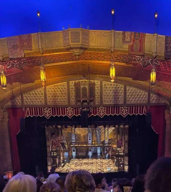 Fox Theatre (Atlanta), section: Dress Circle Right A, row: K, seat: 110