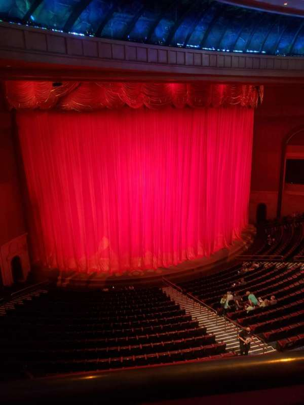O Theatre, section: 302, row: AA, seat: 3
