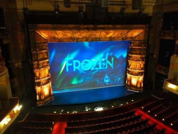 Theatre Royal Drury Lane, section: Grand circle, row: D, seat: 33