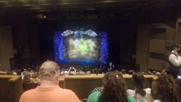 Music Hall at Fair Park, section: DD-bal, row: K, seat: 2
