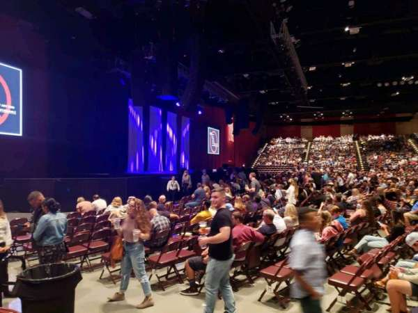 Hard Rock Live at Etess Arena, section: 213, row: C, seat: 7