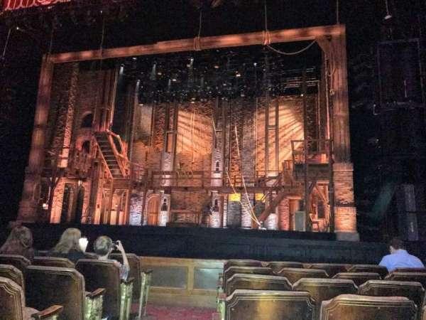 Fox Theatre (Atlanta), section: Main ORCHRC, row: G, seat: 52