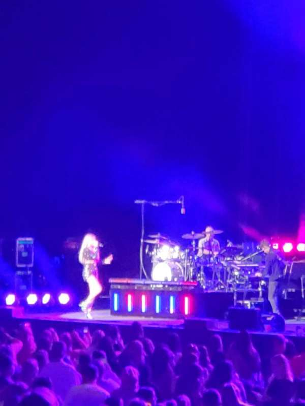 American Family Insurance Amphitheater, section: 102, row: MM, seat: 12