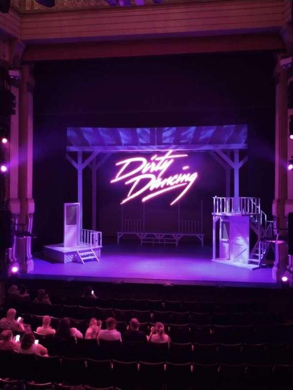 Theatre Royal Brighton, section: Dress Circle, row: A, seat: 16