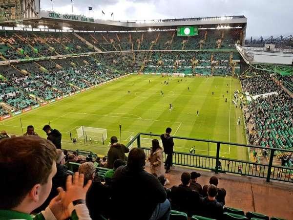 Celtic Park, section: 438, row: QQ, seat: 1