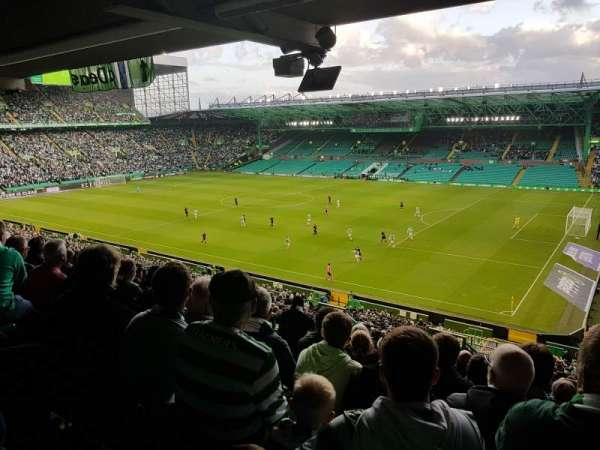 Celtic Park, section: 201, row: TT, seat: 9