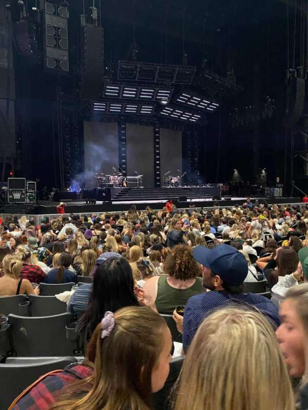 American Family Insurance Amphitheater, section: 104, row: GG, seat: 20