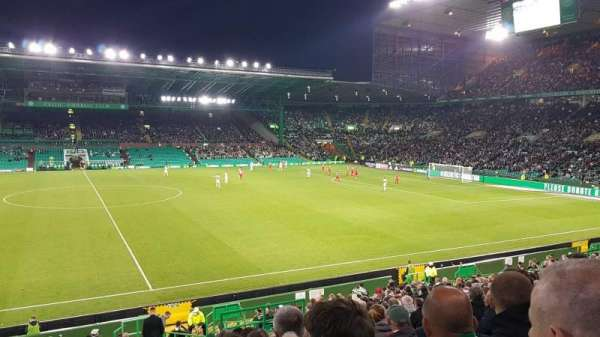 Celtic Park, section: 105, row: Y, seat: 24