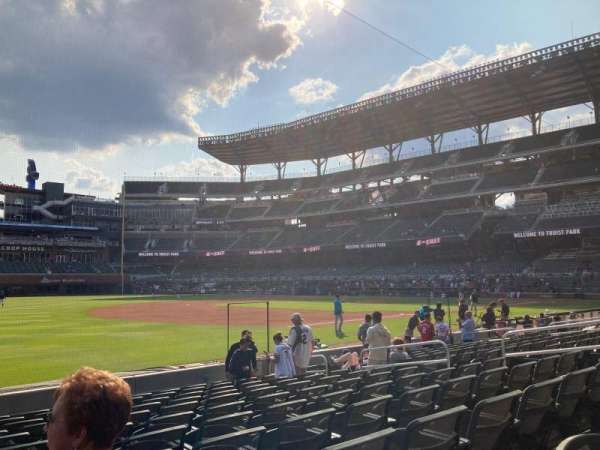 Truist Park, section: 37, row: 11, seat: 12