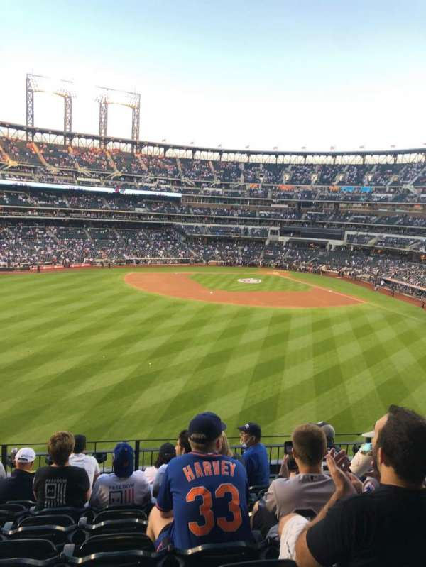 Citi Field, section: 337, row: 7, seat: 27