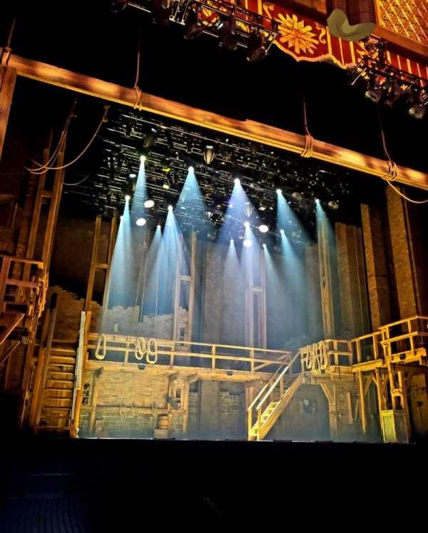 Fox Theatre (Atlanta), section: Orchestra L, row: B, seat: 51