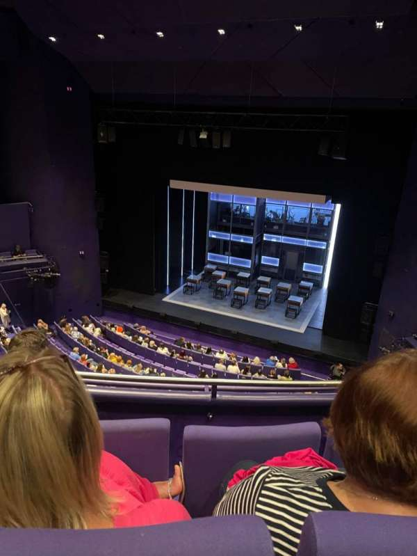 the lowry, section: Grand circle, row: C, seat: 11