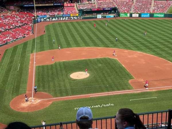 Busch Stadium, section: 346, row: 6, seat: 11