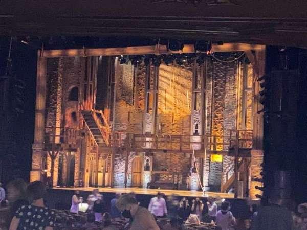 Fox Theatre (Atlanta), section: Orchestra R, row: KK, seat: 8