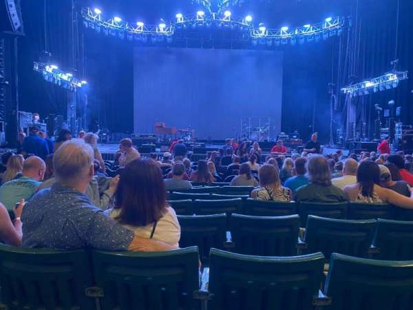 DTE Energy Music Theater, section: CTR2, row: I, seat: 17