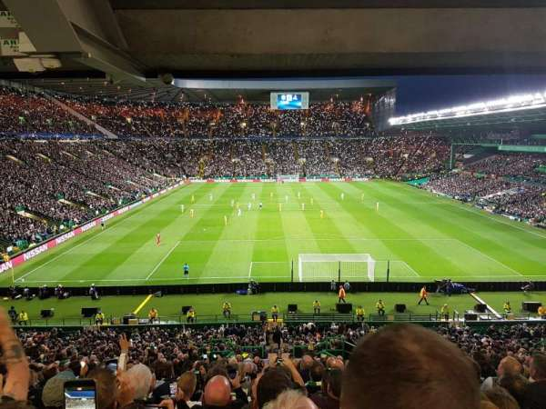 Celtic Park, section: 140, row: SS, seat: 16