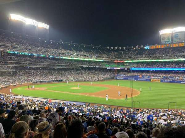 Citi Field, section: 110, row: 31, seat: 14