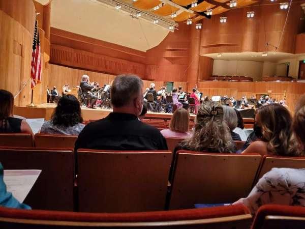 Joseph Meyerhoff Symphony Hall, section: Orchestra Left, row: M, seat: 29