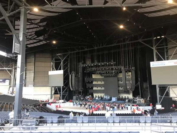 American Family Insurance Amphitheater, section: 204, row: K, seat: 4