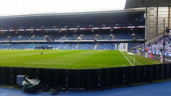 Ibrox Stadium, section: GW3, row: C, seat: 83
