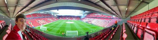 Anfield, section: 225, row: 7, seat: 114